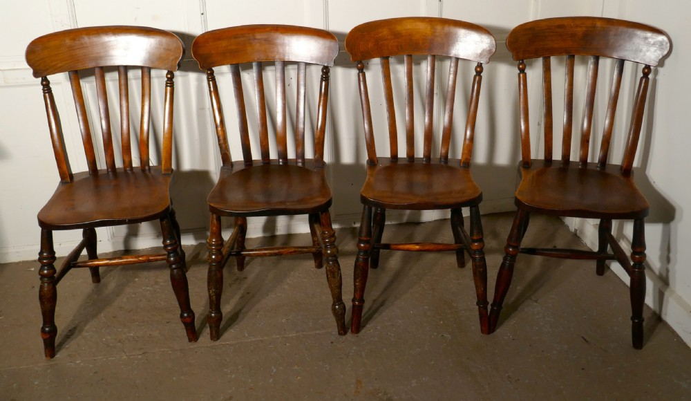 A Harlequin Set Of 4 Beech Elm Country Kitchen Dining Chairs 588351 Www Elmgarden Co Uk