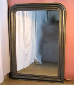 Large Victorian Advertising Mirror Fry S Chocolate Over